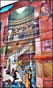 mural, street art, urban art, Ville-Marie, The Village, Le Village, montreal, quebec