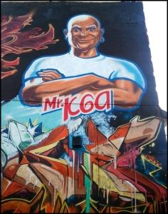 mural, urban art, street art, downtown, centre-ville, Montreal, Quebec