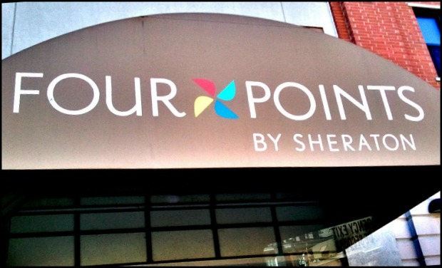 Four Points by Sheraton, Kingston, Ontario, hotel, hospitality, travel, SPG, Starwood
