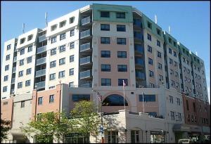 Four Points by Sheraton Kingston exterior, Ontario, hotel, hospitality, travel, SPG, Starwood