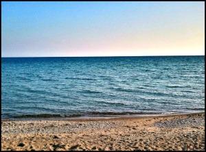 Lake Ontario, Lake, Ontario, Canada, water, waves, infinite