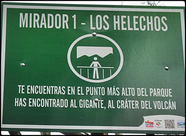 mirador, lookout, observatory, El Boqueron National Park, Parque Nacional El Boqueron, San Salvador, El Salvador, park, parque, crater, bosque, forest, hiking, caminata, Centro America, Central America, Travel, Viaje