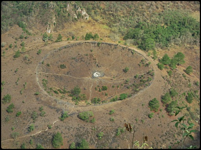 Crater, El Boqueron National Park, Parque Nacional El Boqueron, San Salvador, El Salvador, park, parque, crater, bosque, forest, hiking, caminata, Centro America, Central America, Travel, Viaje