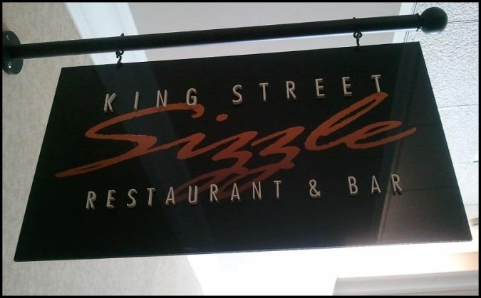 Sizzle Restaurant and bar, Four Points by Sheraton, Kingston, Ontario, hotel, hospitality, travel, SPG, Starwood