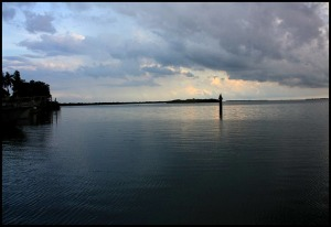 Gasparilla Sound, view, The Fishery Restaurant, Placida, Florida, FL, Charlotte Harbor and the Gulf Islands, restaurant, SWFL, Florida, Discover USA