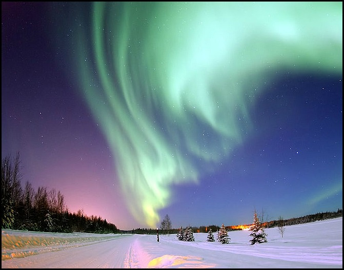 Aurora Borealis, Northern Lights, Alaska, nature, outdoors, spectacular, aurore boréale, North