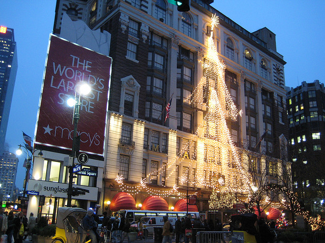Macy's, Macy's Herald Square, New York, New York City, The Big Apple, Department Store, USA