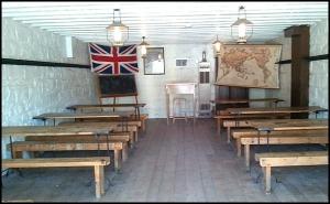 classroom, Fort Henry, history, Kingston, Ontario, Discover Ontario, Canada, Explore Canada