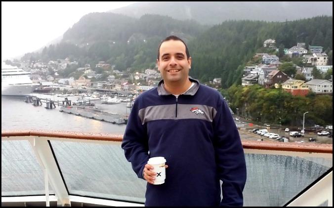 Aaron Cruz, elatlboy, cruise, Alaska