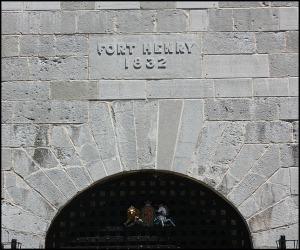 Entrance, Fort Henry, Kingston, Ontario, Discover Ontario, Canada, Explore Canada