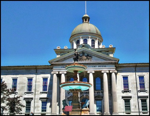 Frontenac Court House, Kingston, Ontario, Discover Ontario, Canada, Explore Canada
