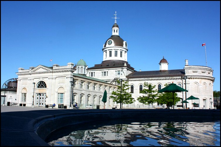 Kingston City Hall, Kingston, Ontario, Travel, Discover Ontario, Canada, Explore Canada, tourism, view, architecture