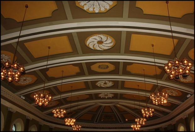 Kingston City Hall, Kingston, Ontario, interior, Discover Ontario, Canada, Explore Canada, view, architecture