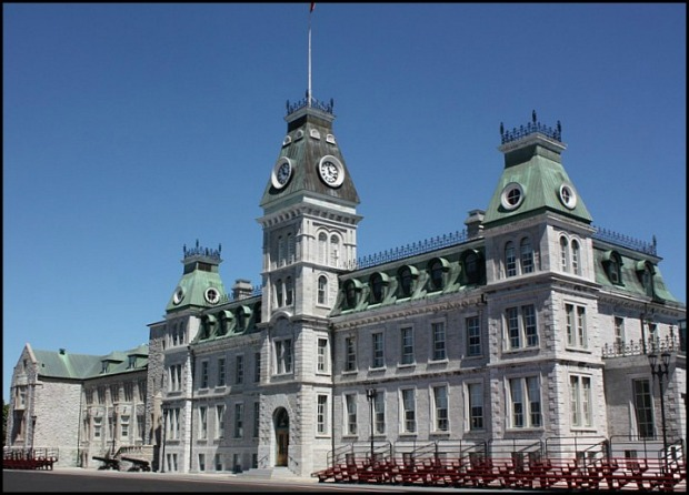 Royal Military College, Kingston, Ontario, Discover Ontario, Canada, Explore Canada