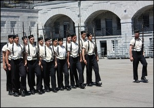 Military drill, Fort Henry, Kingston, Ontario, Discover Ontario, Canada, Explore Canada, travel,