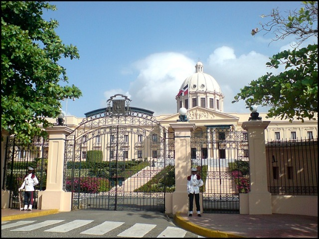 Palacio Nacional, Dominican Republic, Republica Dominicana, Caribbean, Caribe, travel, viaje