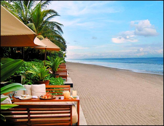 Beach. The Legian Bali, Seminyak, Bali, Indonesia, Luxury, luxury accomodation, hotel, SE Asia, travel, hospitality