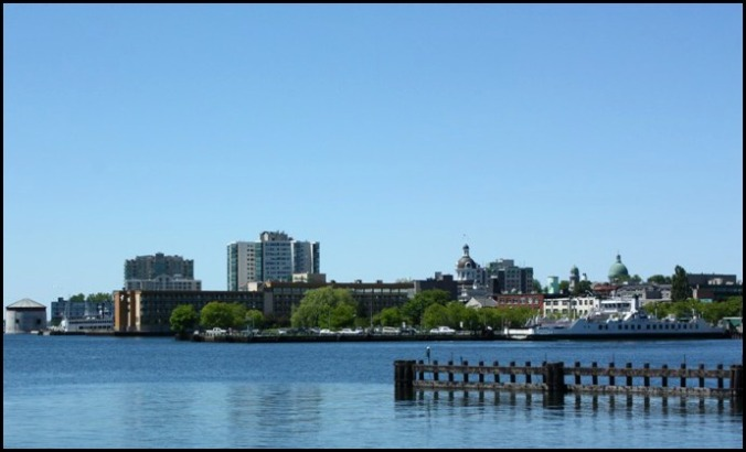 View of Kingston, Kingston, Ontario, Discover Ontario, Canada, Explore Canada