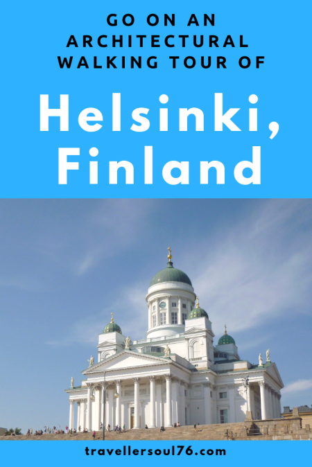 What is there to see and do in the Finnish Capital? Go on a An architectural walking tour of Helsinki, Finland and feed your senses! #travel #travelblog #Helsinki #Finland #HelsinkiThingsTodo #HelsinkiTravel #HelsinkiPhotography #travelinspires #traveling