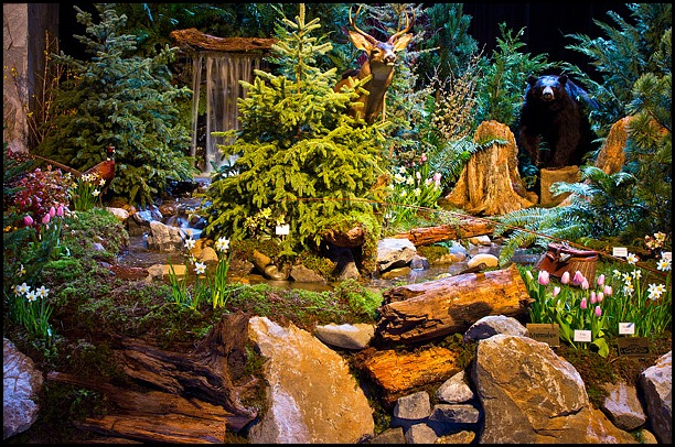 Northwest Flower & Garden Show , Seattle, NW, Discover USA, Gardening