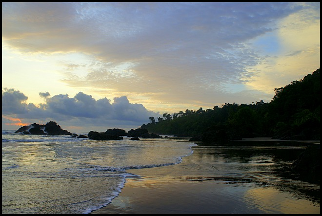 Chocó, Colombia, Pacific, Beach, ocean, playa, South America, America del sur