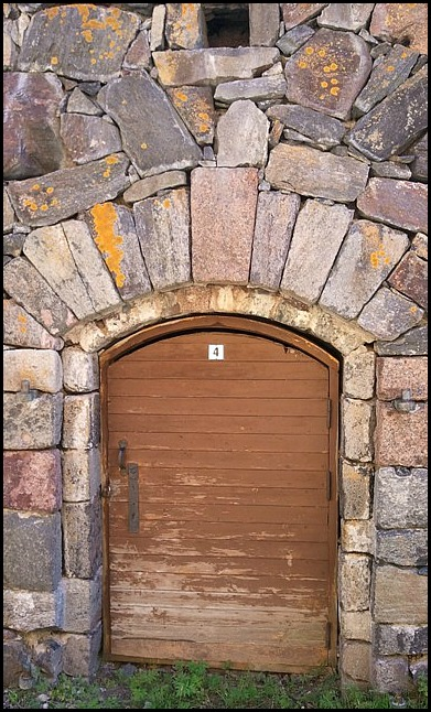 entrance, door, Suomenlinna, Helsinki, Finland, travel, photography