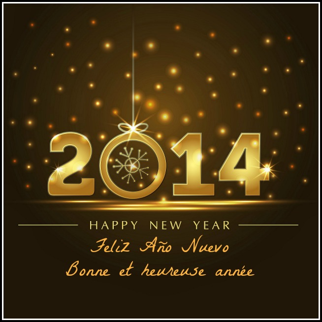 2014, happy new year, new year, HNY, HNY2014, new year wishes, feliz ano nuevo, bonne annee