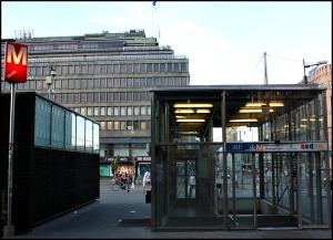 architecture, Kamppi, Kamppi subway station, Helsinki, Finland, Helsingfors, visit Helsinki, visit Finland, Helsinki Tourism