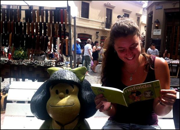 Mafalda, Buenos Aires, Argentina