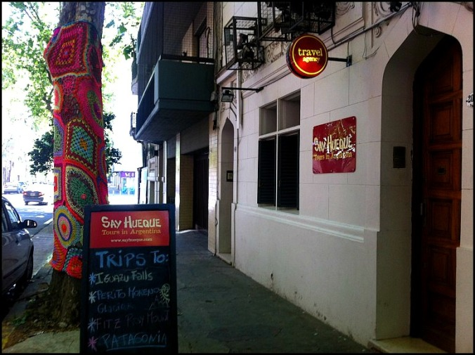 SayHueque, travel agency, Buenos Aires, Argentina