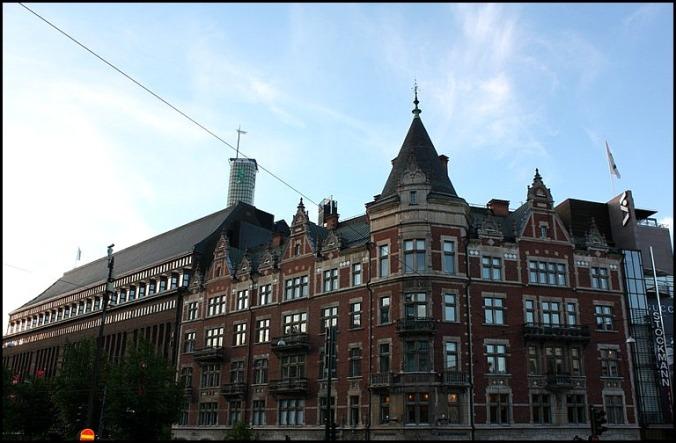 architecture, Stockmann, Helsinki, Finland, Helsingfors, visit Helsinki, visit Finland, Helsinki Tourism