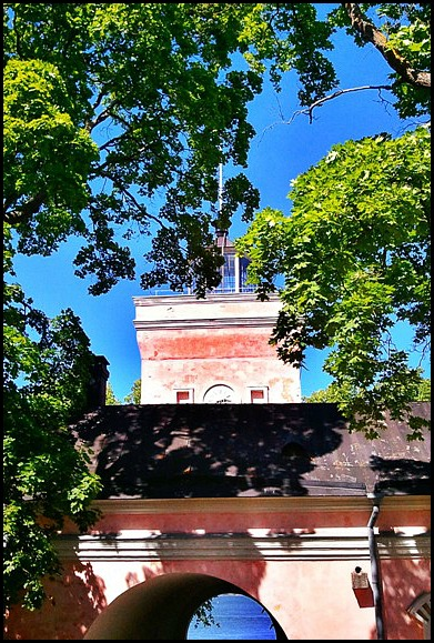 Suomenlinna Visitor Center, Museum, Suomenlinna, Helsinki, Finland, travel, photography