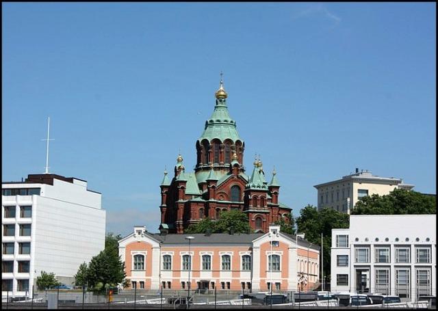 Uspenski Cathedral, Finland, Helsingfors, visit Helsinki, visit Finland, Helsinki Tourism