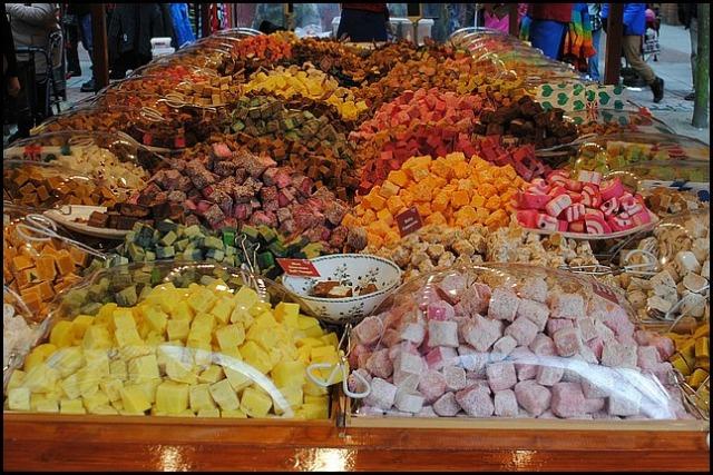 Nougat, nougat variety, sweets, dulces, Spanish food, foodie, foodporn, España
