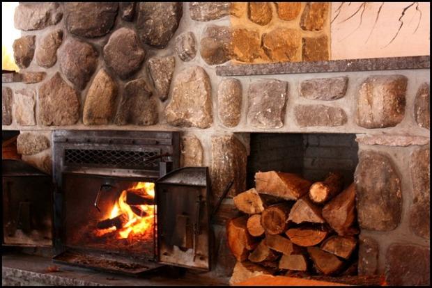 fire place, cheminée, Cabane à sucre, Constantin Grégoire, sugar shack, St-Esprit, Québec