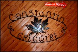 Cabane à sucre, Constantin Grégoire, sugar shack, St-Esprit, Québec