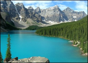 Moraine Lake, Banff NP, Alberta, Canada, travel, photography, scenery, outdoors, nature, view