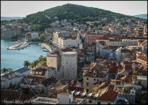 Split, Croatia, view, travel, photography, Noel Morata, Noel Morata Photography