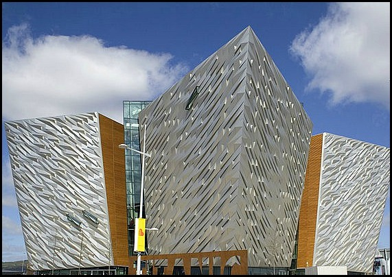Titanic, Belfast, Northern Ireland, travel, attractions