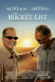 Bucket List, Movie, travel, around the world