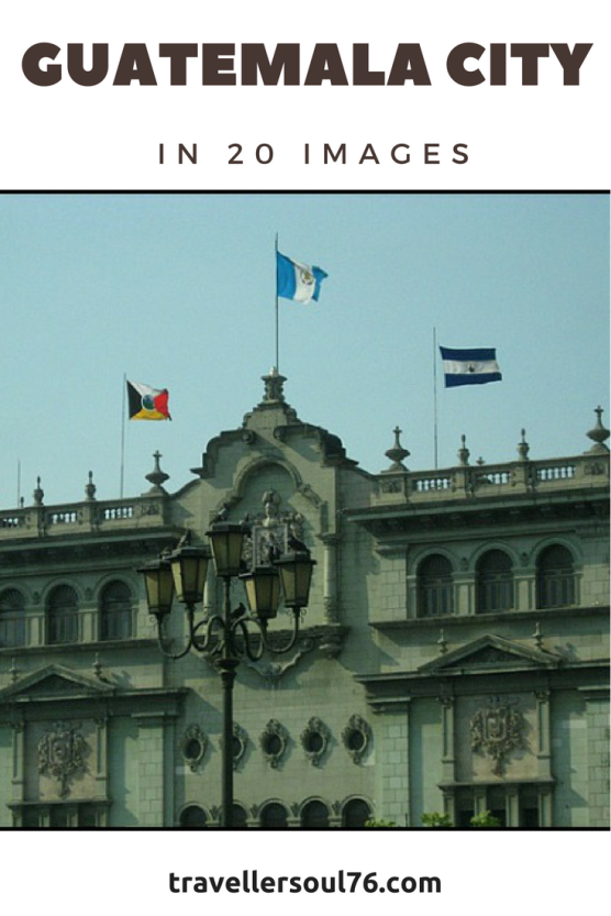 The capital of Guatemala has some beautiful architecture and great sight seeing attractions. Come along on a tour of Guatemala in 20 Images.