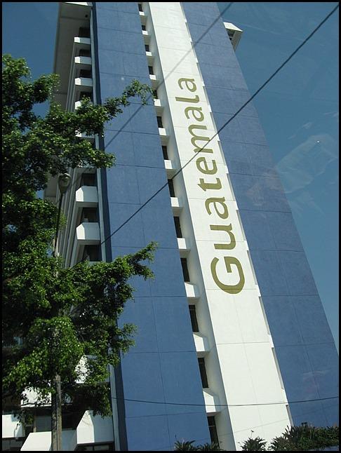 Instituto Guatemalteco de Turismo, Ciudad de Guatemala, architecture, Guatemala, travel, photography