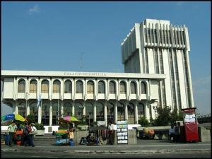 Palacio de Justicia, Ciudad de Guatemala, architecture, Guatemala, travel, photography