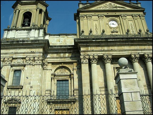 Catedral Metropolitana, Ciudad de Guatemala, architecture, Guatemala, travel, photography