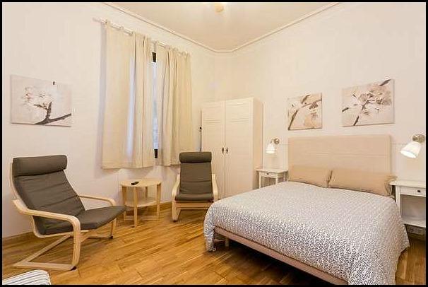 Barcelona Apartments, Barcelona, Catalunya, bedroom,  travel, photography, hospitality, apartment rental, design