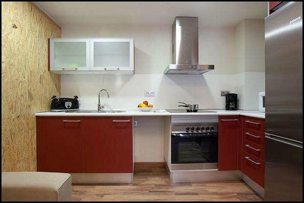 Barcelona Apartments, Barcelona, Catalunya, kitchen, travel, photography, hospitality, apartment rental, design
