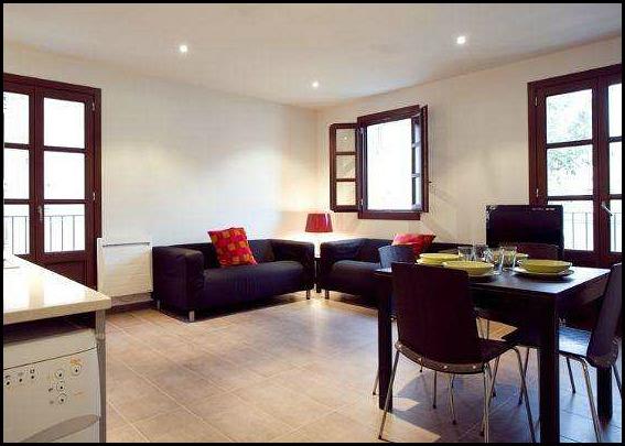 Barcelona Apartments, Barcelona, Catalunya, Living room, travel, photography, hospitality, apartment rental, design