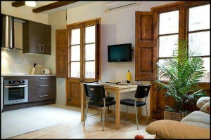 Barcelona Apartments, Barcelona, Catalunya, Living area, travel, photography, hospitality, apartment rental, design
