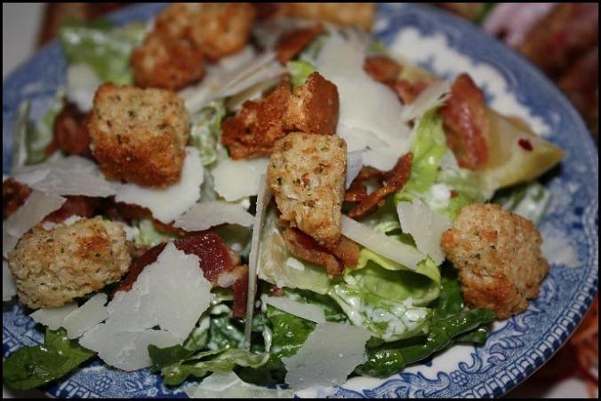 Caesar Salad, Salade César, ensalada Cesar, typical food, foodie, food porn, food photos, travel, travellersoul76, photography