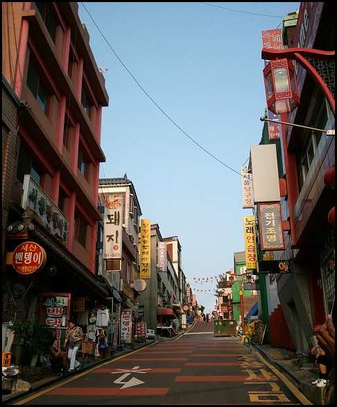 Chinatown, Incheon, South Korea, travel, photography, Korea, ROK, adventures, travellersoul76
